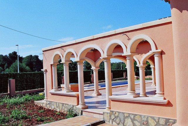 Arcos y pilares